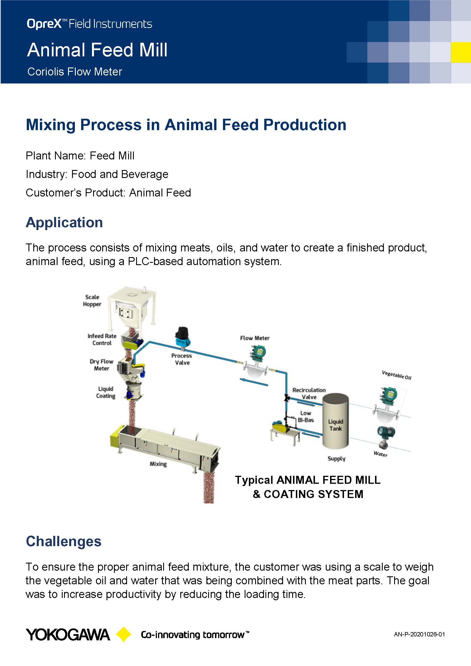 Animal Feed Mill