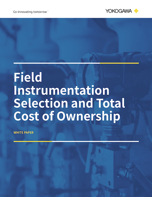 field instrumentation white paper