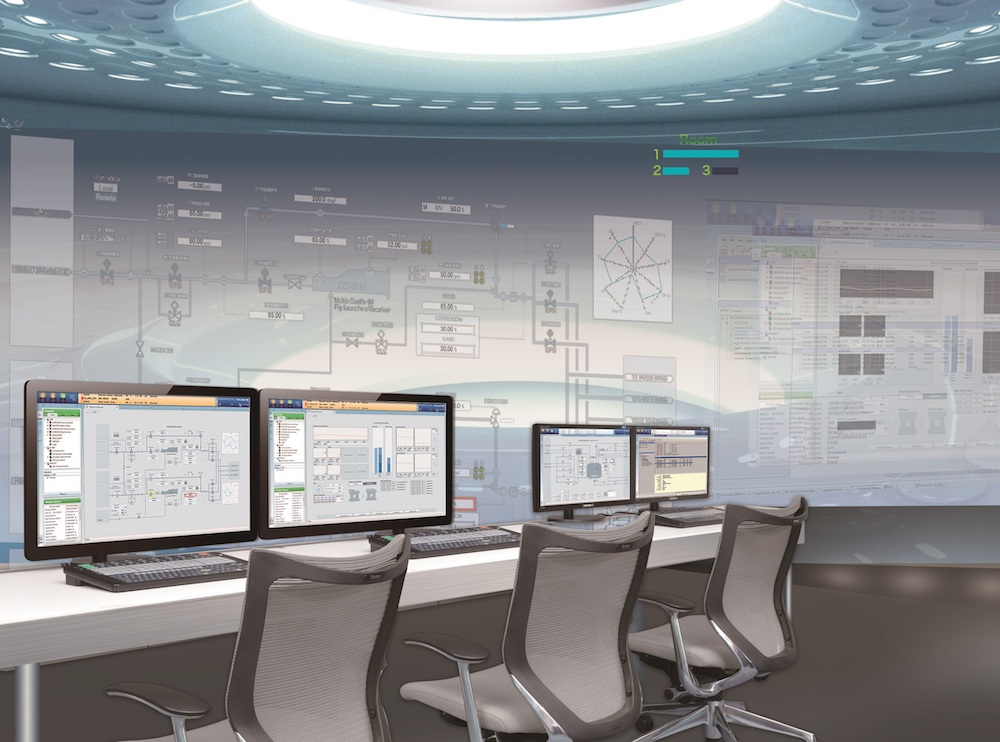 Image result for Oil Distributed Control Systems (DCS)