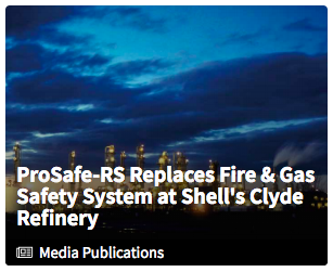 SIS for fire and gas safety system