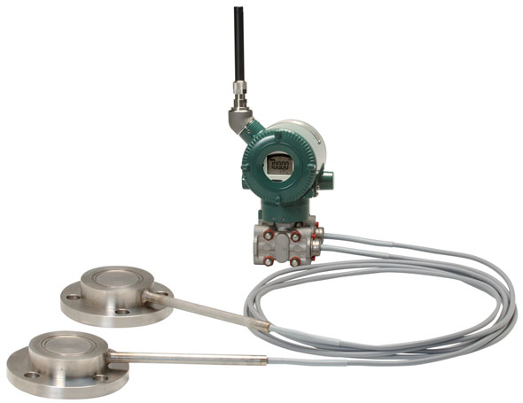 EJX438B Transmetteur de Pression Relative Sans Fil, à Séparateur Déporté thumbnail