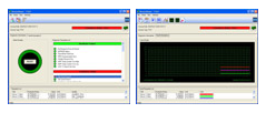 DeviceViewer Parameter window / DeviceViewer Trend window