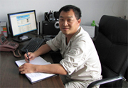 Sun Zhaoshan, Chief Instrument Manager
