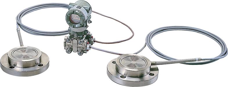 EJA118W ダイアフラムシール付差圧伝送器 thumbnail