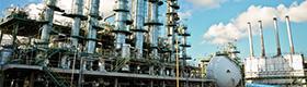 Petroquímica vista en miniatura