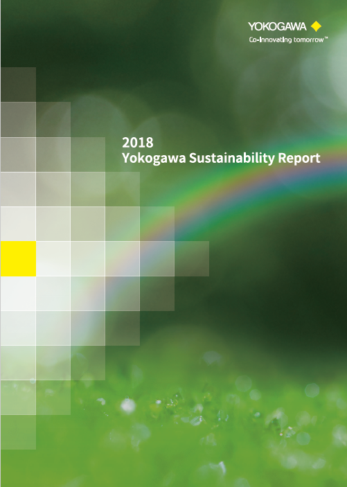 Yokogawa Sustainability Report 2018