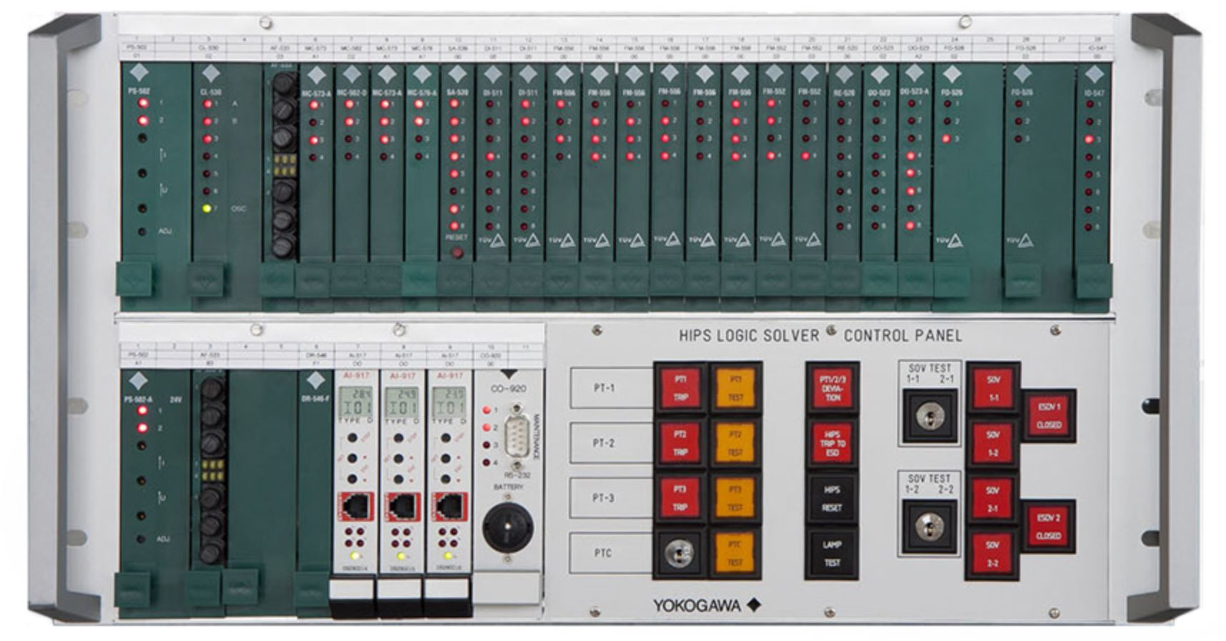 Prozesssicherheitssystem ProSafe-SLS thumbnail