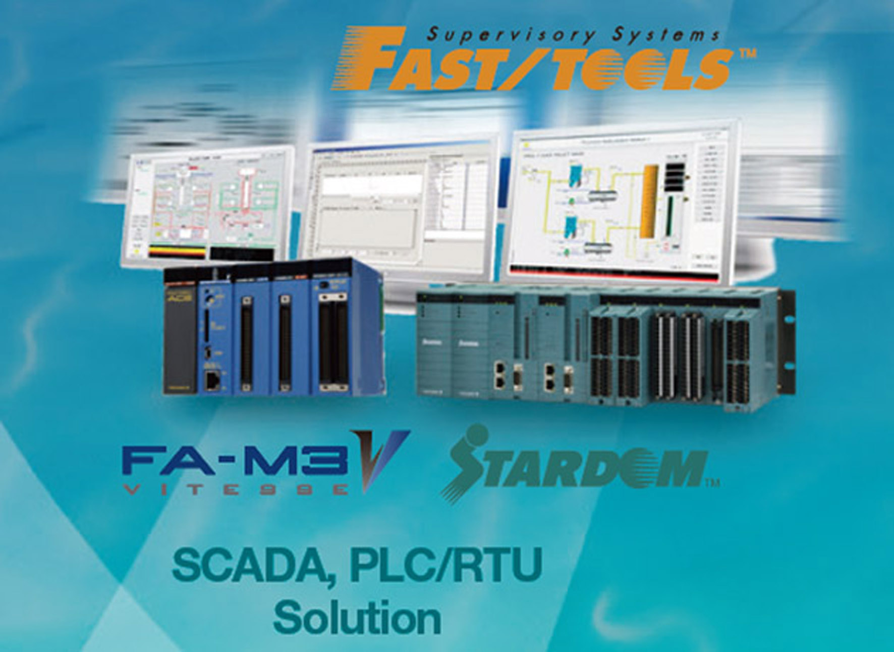 SCADA, PLC/RTU Solution