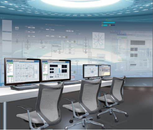 Production Control System: CENTUM VP