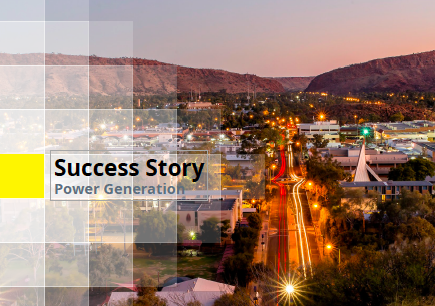 power generation success story