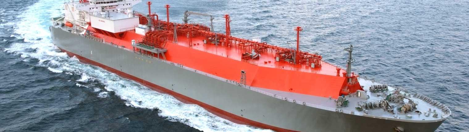 Gazowce LNG Miniaturka