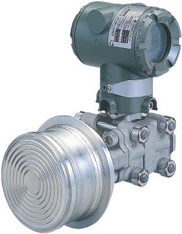 EJA433W サニタリ用ダイアフラムシール付圧力伝送器 thumbnail