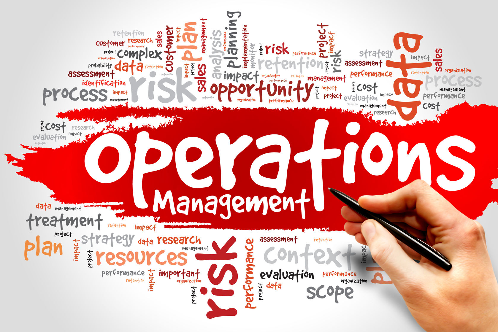 operations and system management of a Definition of operational control: authority over normal business operations at the  and valuable market position through a system of activities that.
