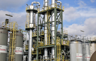 ISP Marl GmbH, Marl Chemical Park, Germany