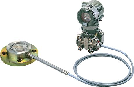 EJA438W ダイアフラムシール付圧力伝送器 thumbnail
