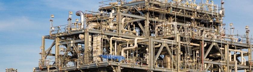 Licuefacción del LNG vista en miniatura