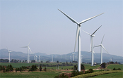 Japan Wind Development Co., Ltd., Rokkasho, Aomori, Japan