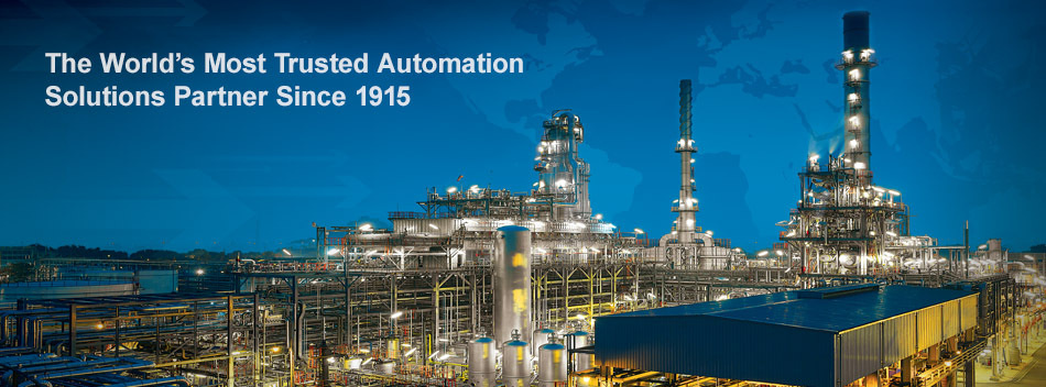 The World's Most Trusted Automation Solutions Partner Since 1915