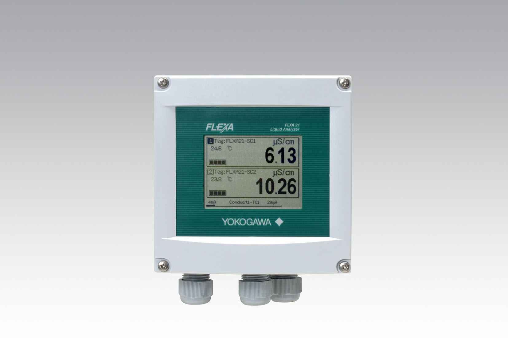 2 Wire Transmitter Analyzer Flxa202 21 Yokogawa Electric Corporation Pengertian Wiring Diagram