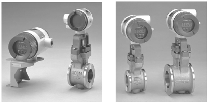 YEWFLO 渦流量計 スタイルE (YF100形 インテリジェント渦流量計、YFA11形 インテリジェント渦流量変換器) thumbnail