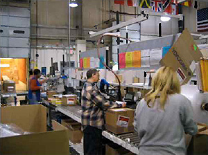 OEM and Subassembly Manufacturer - Packing Line