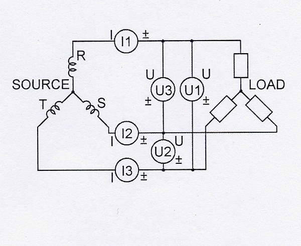 how to measure electrical power