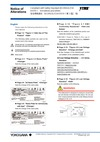 Compliant with Safety Standard (IEC/EN/UL/CSA 61010-1 3rd edition) and others - Notice of Alterations thumbnail
