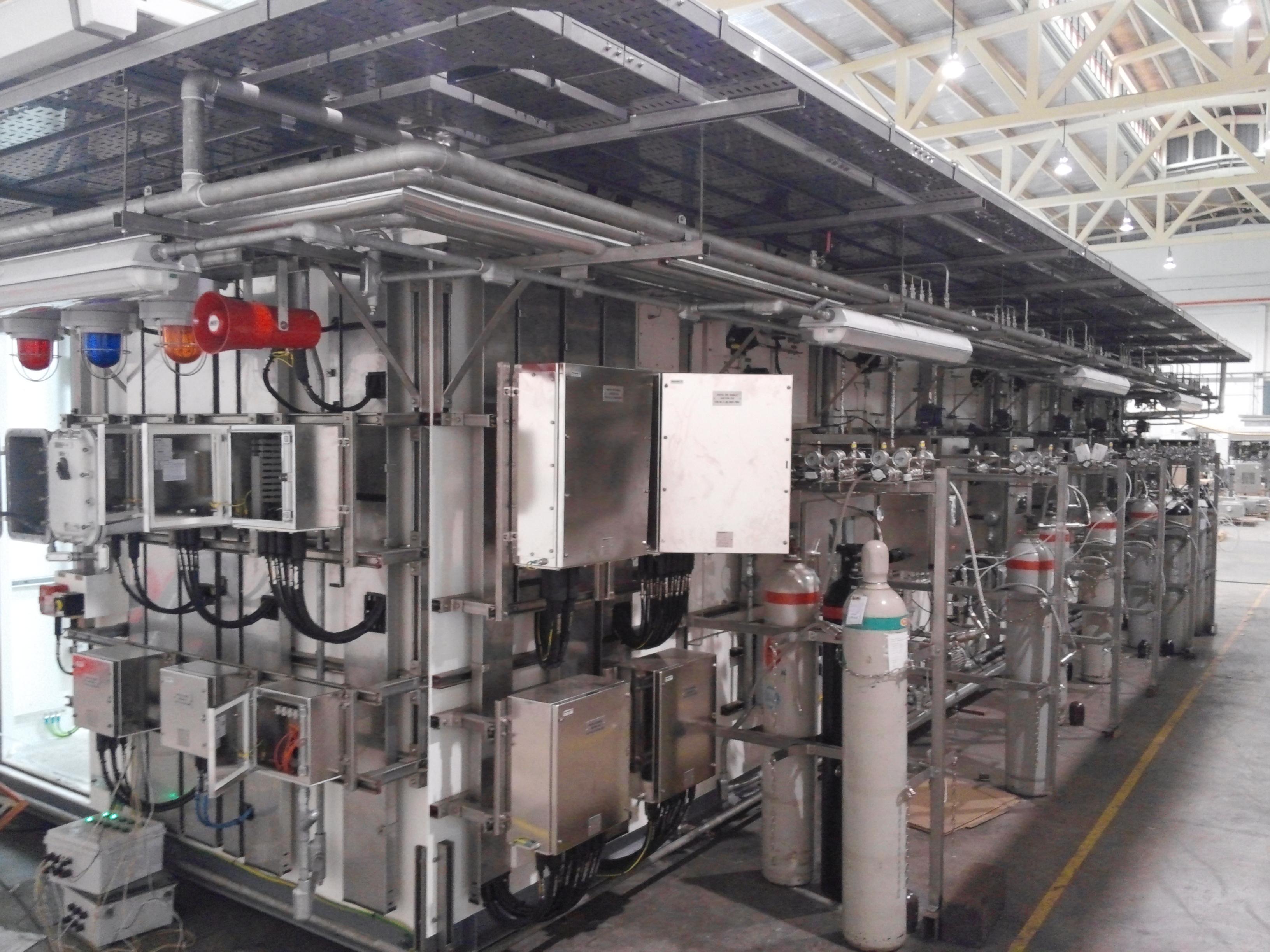 Analyzer System Yokogawa Electric Corporation