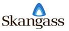 Skangass AS logo