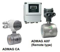 ADMAG CA and ADMAG AXF (Remote type)