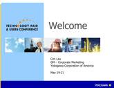 Welcome - Constantine Lau - Yokogawa