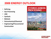 Industry Outlook - Mark Peters - Hydrocarbon Processing