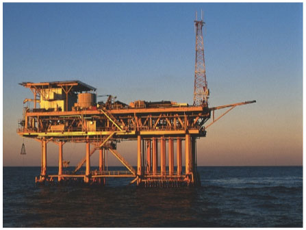 offshore upstream platform