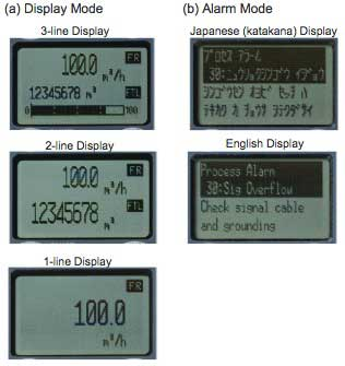 Figure 11 Typical LCD Panel Displays