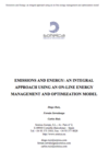 Emissions and Energy: an Integral Approach Using an On-line Energy Management and Optimization Model thumbnail