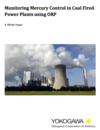Monitoring Mercury Control in Coal Fired Power Plants using ORP thumbnail