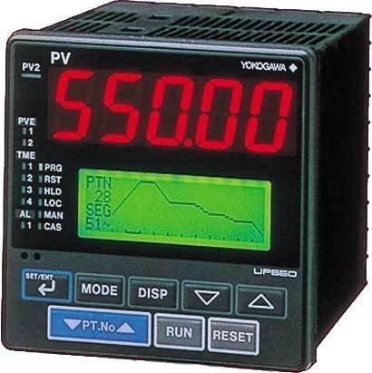 Up550 Program Controller With Quot E Quot Enhanced Yokogawa